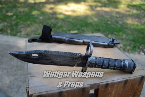 Knife w/ Sheath - Wulfgar Weapons & Props