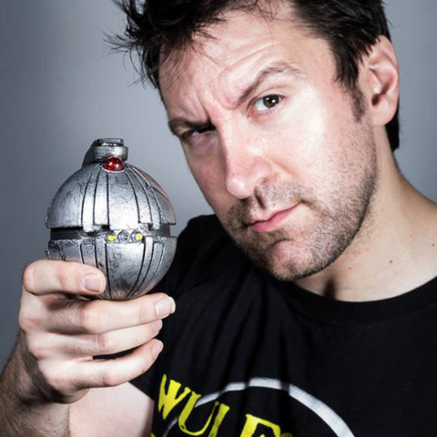 Thermal Detonator - Wulfgar Weapons & Props