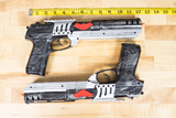 Red Hood Belt & Pistol Loadout - Wulfgar Weapons & Props