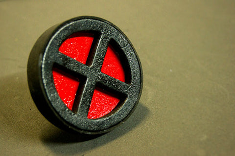 "X-Men Symbol 3"" - Wulfgar Weapons & Props"