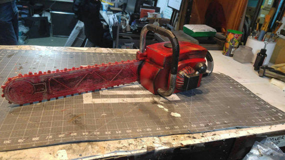 Chainsaw - Wulfgar Weapons & Props