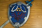 Master Sword and Hyliani Sheild Combo - Wulfgar Weapons & Props
