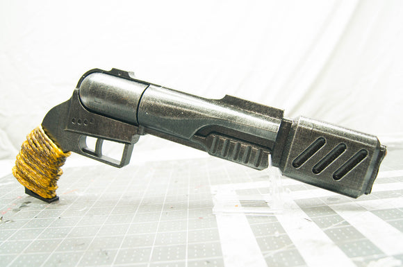 Stargate Atlantis Particle Magnum - Wulfgar Weapons & Props