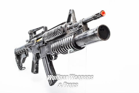 M4 w/ Under Barrel Grenade Launcher - Wulfgar Weapons & Props