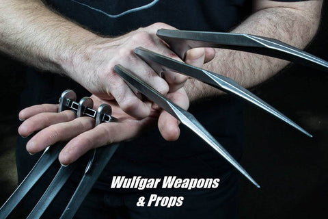 Wolverine Claws - Wulfgar Weapons & Props