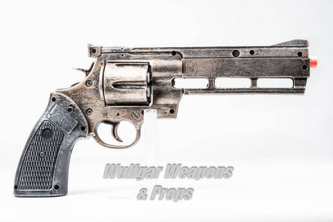Nuclear Fallout Fake Toy Revolver Prop - Wulfgar Weapons & Props