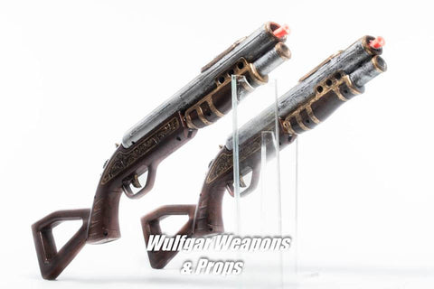 Clockwork Shotgun Set - Wulfgar Weapons & Props