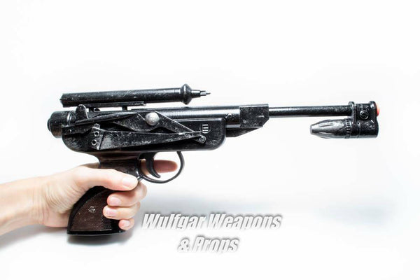 1:1 Scale DL-18 Star Wars Skiff Guard Inspired Blaster Pistol -Return of the Jedi