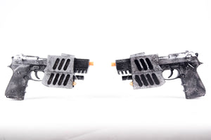Vamp Hunter 9mm Pistols Prop Set - Wulfgar Weapons & Props