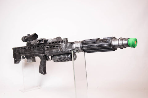 GS17 Blaster Rifle Prop - Wulfgar Weapons & Props