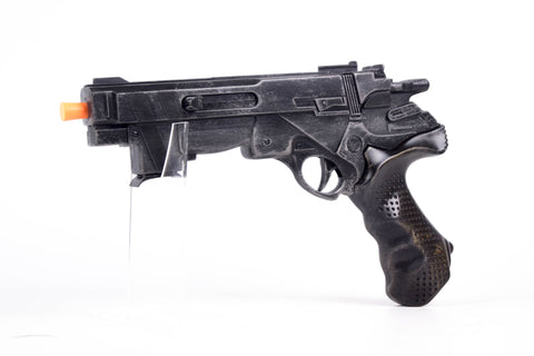Pistol Prop Replica, (DC, Marvel, Red Hood, Deadshot, Comics, Prop, Pistol, Replica) - Wulfgar Weapons & Props