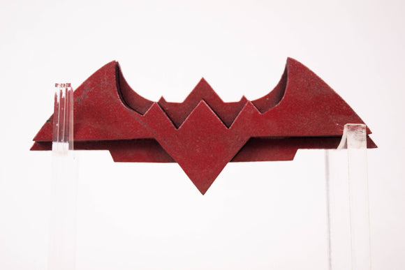 Red Hood Chest Emblem (Foam) - Wulfgar Weapons & Props