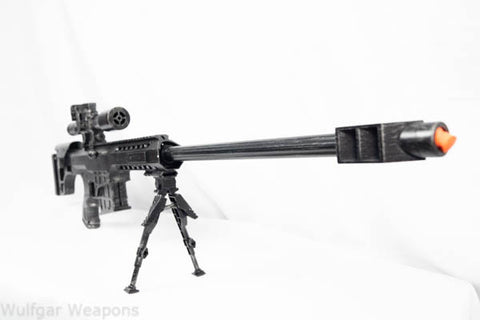 Sniper 50 Caliber Prop Rifle - Wulfgar Weapons & Props