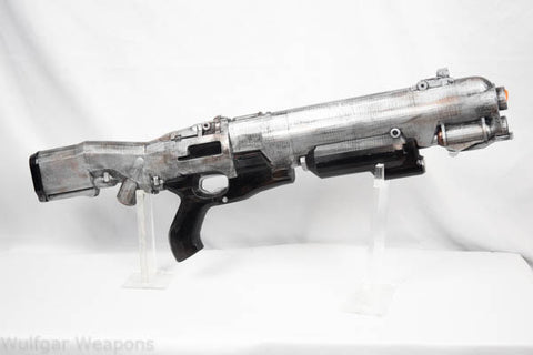 Hellfighter Combat Shotgun Replica - Wulfgar Weapons & Props