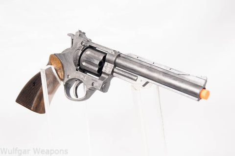 The P.I. Revolver Prop - Wulfgar Weapons & Props