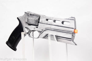 Future World Revolver Prop - Wulfgar Weapons & Props