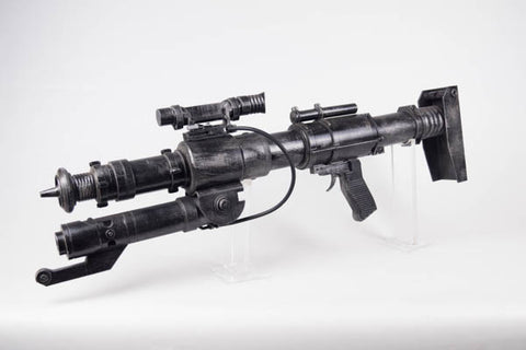 CJ-9 Bo Rifle Heavy Blaster - Wulfgar Weapons & Props