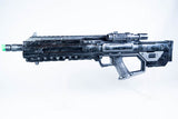 Sci-Fi Rail Rifle - Wulfgar Weapons & Props