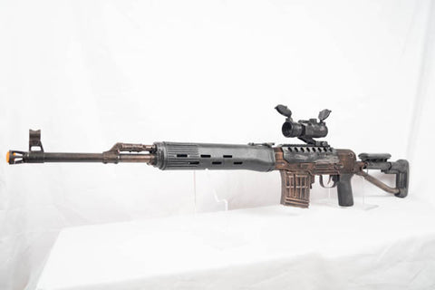 Dragun Sniper Rifle - Wulfgar Weapons & Props