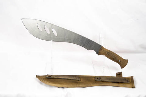 Kukrii Blade with Sheath - Wulfgar Weapons & Props