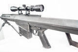 50 Cal Sniper Rifle Film Prop - Wulfgar Weapons & Props
