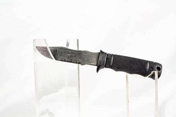 Survival Knife w/ Sheath - Wulfgar Weapons & Props