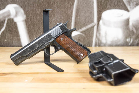M 1911 w/ Holster Prop - Wulfgar Weapons & Props