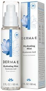 DermaE Natural Bodycare Hydrating Mist w Hyaluronic Acid