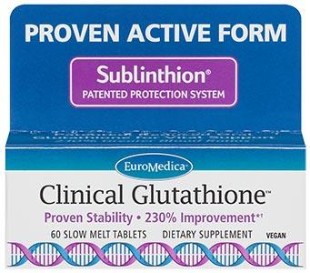 EuroMedica Clinical Glutathione
