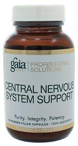 Gaia Herbs Central Nervous System Support