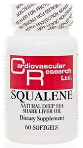 Ecological Formulas/Cardiovascular Research Squalene