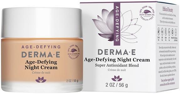 DermaE Natural Bodycare Age Defying Night Crème
