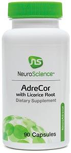 NeuroScience AdreCor with Licorice Root