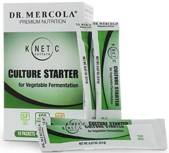 Dr. Mercola Kinetic Culture Starter