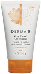 DermaE Natural Bodycare Very Clear Scrub