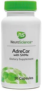 NeuroScience AdreCor with SAMe