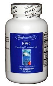 Allergy Research Group EPO Evening Primrose Oil