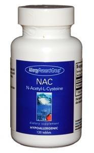 Allergy Research Group NAC N-Acetyl-L-Cysteine