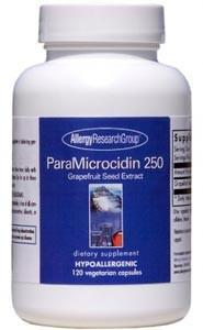 Allergy Research Group ParaMicrocidin 250 Mg