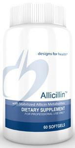 Designs for Health Allicillin