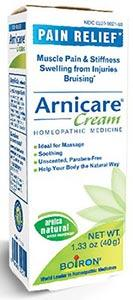 Boiron Homeopathics Arnicare cream Pain Value Pack