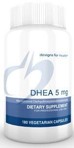 Designs for Health DHEA 5mg