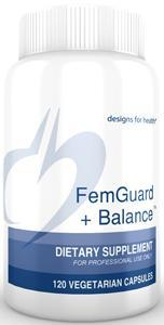 Designs for Health FemGuard+Balance