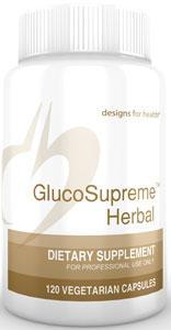 Designs for Health GlucoSupreme Herbal