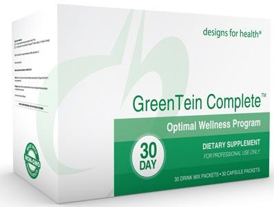 Designs for Health GreenTein Complete