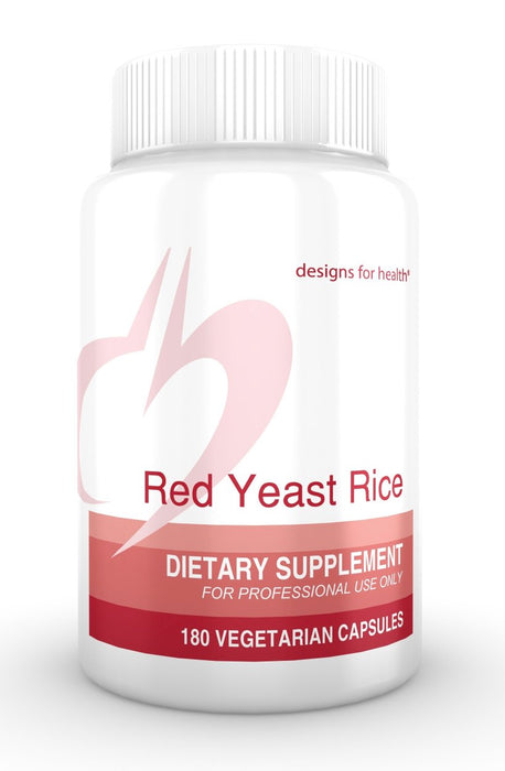 Designs for Health Red Yeast Rice (Organic RYR)