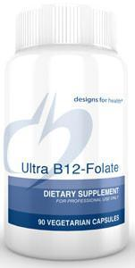 Designs for Health Ultra B12 Folate