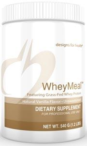 Designs for Health WheyMeal 540g (Formerly PaleoMeal)