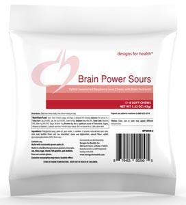 Designs for Health Brain Power Sours