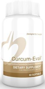 Designs for Health Curcum-Evail